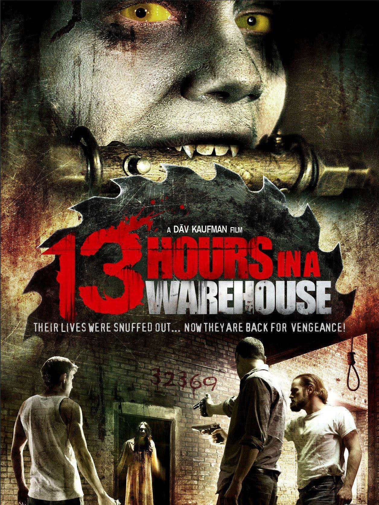 13 Hours in a Warehouse